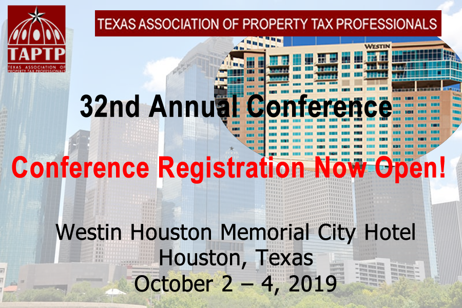 2019 Conference Registration is now open